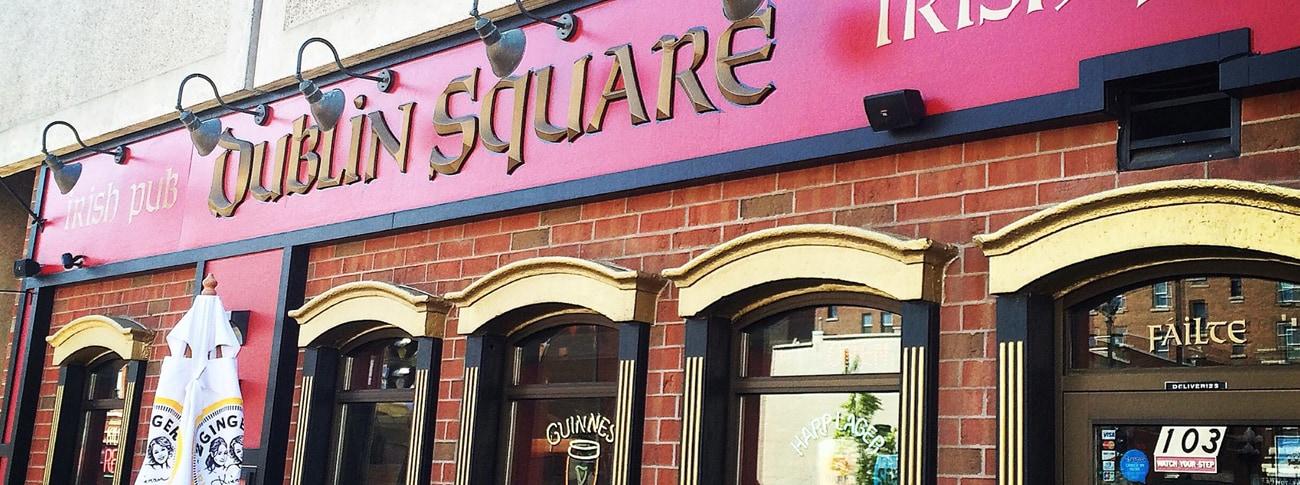 Dublin Square Irish Pub & Eatery
